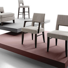 Contemporary Dining Chairs by Khrome Studios