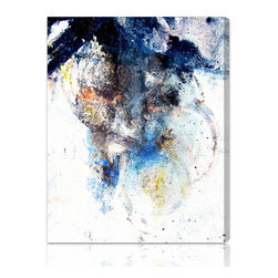 Oliver Gal Artist Co. - Oliver Gal 'Snow Storm' Canvas Wall Decor - Artist: Oliver Gal Artist Co. Title: Snow Storm Product type: Canvas Art