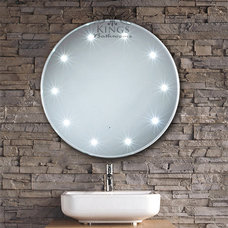 Modern Bathroom Mirrors by Kings Bathroom Ltd