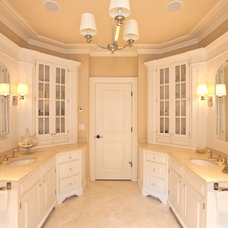 Traditional Bathroom by AGS Builders Inc.