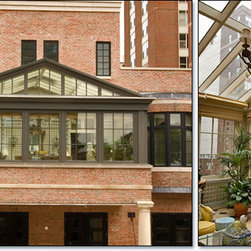 Urban Home Conservatories -