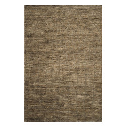 """Loloi - Loloi Sahara Sj06 Tan Rug 8'-6"""" X 11'-6"""" - If ites a stylish statement you seek to make, then we have the rug for you. From India, the Sahara Collection updates living areas with a fresh take on nomadic, Moroccan inspired rugs. Sahara is hand knotted with two different fibers - jute and wool- the later forms the ethnic patterns in each design. Available in traditional off-whites and gorgeous blues."""