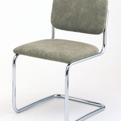 Cesca Side Chair, Leather