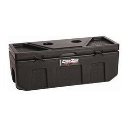 Dee Zee - Poly Storage Chest - Dee Zee Tool Box - Plastic poly utility chest.