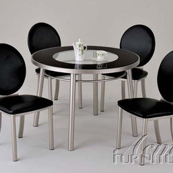 Acme Furniture - Madera 5 Piece Dining Set - 12120-5set - Includes Table and 4 Side Chairs