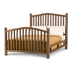 Rustic Bed #4004 by La Lune Collection - Rustic Bed #4004 by La Lune Collection