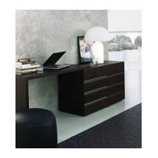 contemporary dressers chests and bedroom armoires by Spacify Inc,