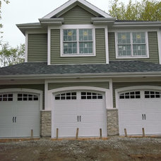 Contemporary Garage Doors And Openers by Overhead Garage Door, Inc.