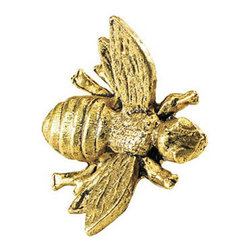 Style Tacks, Bee, Set of 12 - This little bee pin would add style to any bulletin board.