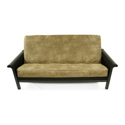 TBD - Corky Cork Full Sized Futon Cover - Full futon cover in Corky Cork fabric is a one of a kind woven cover. Form and function are woven together beautifully in this cork pattern slipcover. The soft to the touch,yet extremely durable weave will last for years to come.