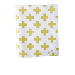 Cotton Baby, Gold Plus - - a breathable, lightweight and warm blanket for your little one