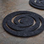 Charcoal Coaster -