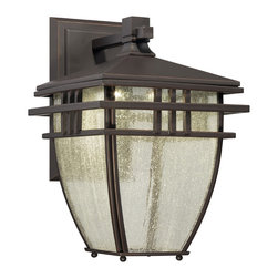 Designers Fountain - Designers Fountain LED30821-ABP Wall Lantern - Designers Fountain LED30821-ABP Wall Lantern