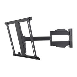 """Full Motion TV Mount FMM301M - FMM301M for 26""""-46"""" LED TV, LCD TV, PLASMA TV screens with 55 lbs load capacity."""