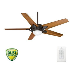 "Casablanca - Casablanca 59078 Bel Air 56"" 5 Blade Ceiling Fan - Blades and Light Kit Included - Included Components:"