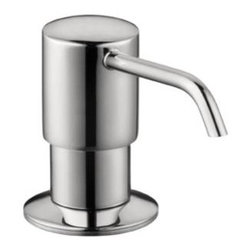 Kitchen Faucets by Hansgrohe at Ibathtile - Hansgrohe - E/S Kitchen Soap Dispenser
