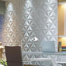 Modern Wallpaper by M&W interior & industrial design studio