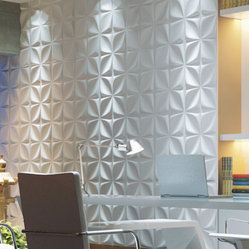 Aryl, new designes for 3D wall decor panels