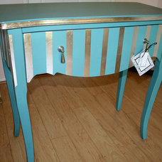 Side Tables And End Tables by Zulim Bowers Designs