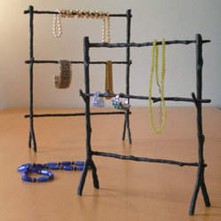 Twig Jewelry Stand by Roost