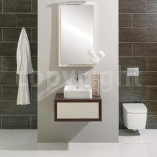 Contemporary Bathroom Faucets by UK Bathrooms