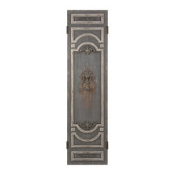 IMAX CORPORATION - Gianna Panel Door - Gianna Panel Door. Find home furnishings, decor, and accessories from Posh Urban Furnishings. Beautiful, stylish furniture and decor that will brighten your home instantly. Shop modern, traditional, vintage, and world designs.
