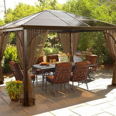 contemporary gazebos by Sears