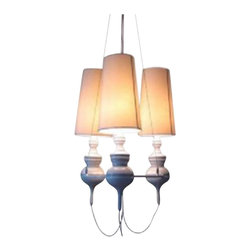 IMPORT LIGHTING & FURNITURE - Josephine Queen Chandelier, Black, Queen 3 - The Josephine collection creates a democratic quality to the Mediterranean style. It includes chandeliers, pendant lamp, and table lamp.