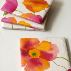 Contemporary Coasters by Etsy