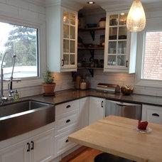 Traditional Kitchen Kitchen, finally finished!