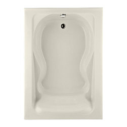 "American Standard - American Standard 2774.002.222 Cadet 6 x 42 Bath Tub,  Linen - American Standard 2774.002.222 Cadet 6"" x 42"" Bath Tub,  Linen. This bathtub features an acrylic construction with fiberglass reinforcement, a form fitted backrest, molded-in armrests with elbow supports, dual accessory deck areas, and a pre-leveled tub bottom. It measures 72"" by 42"" by 19-3/4""."