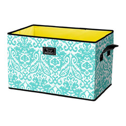 SCOUT by Bungalow - Quick Ship! Junque Trunk Storage Box - Age of Aquarius - Junque Trunk Storage Box Age of Aquarius