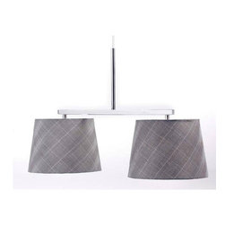 Modern Double Fabric Shades Chandelier - http://www.phxlightingshop.com/index.php?main_page=advanced_search_result&search_in_description=1&keyword=9310