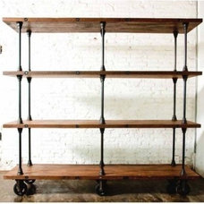 Industrial Storage Units And Cabinets by AES Mobile Studios