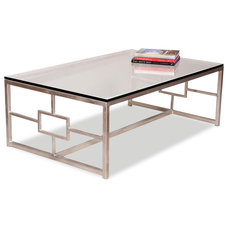 Transitional Coffee Tables by Interlude Home