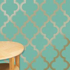 Contemporary Wallpaper by ModCloth