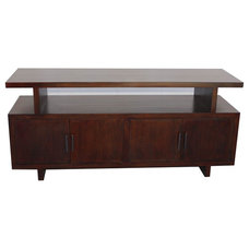 contemporary buffets and sideboards by Mortise & Tenon Custom Furniture Store
