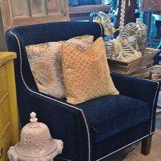 Modern Living Room Chairs by Lee Ann's High Design