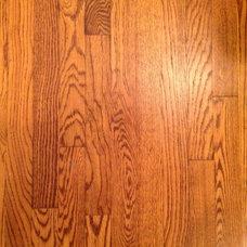 Current hardwood to match