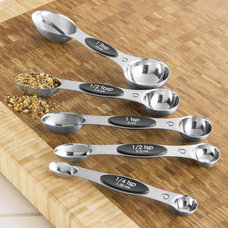 Contemporary Measuring Spoons by CHEFS