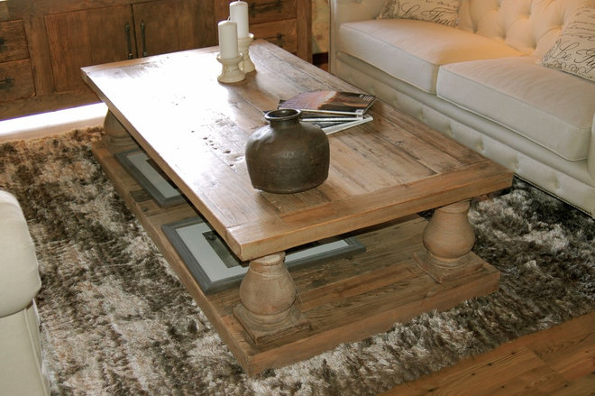 Contemporary Coffee Tables by AMIGHINI Architecturals & Doors