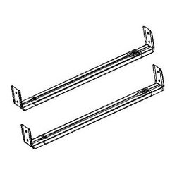 Progress Lighting - Progress Lighting Recessed Lighting Accessory, Pro-Optic Joist Hanger Bars P8739 - Shop for Lighting & Fans at The Home Depot. Adjustable steel recessed lighting hanger bar set for use with Progress Lighing Pro-Optic metal halide series downlights. For use when installing fixtures in wood joist construction.