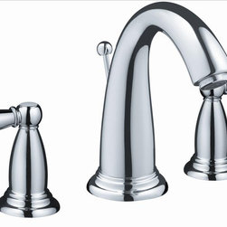 Hansgrohe - Hansgrohe 6117920 Swing Faucet - Widespread Faucet