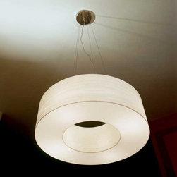LZF - LZF   Saturnia Suspension Light - Small - Design by Oskar Cerezo.