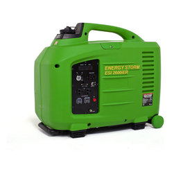 None - Lifan Power ESI2600IER Generator - This powerful generator will always be ready to keep you powered up and out of situations whether you need electricity for something small or large. Even though this gas-powered generator is small in size,it really packs a strong punch.