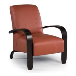 Chair/Ottomans's by Indoor & Out Furniture - Maravu living room chair available at Indoor & Out Furniture in Chandler, Arizona. Available in: Performa blend, fabric, or leather.