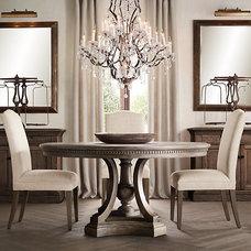 St. James Round Dining Table   Spring 2013 - NEW   Restoration Hardware