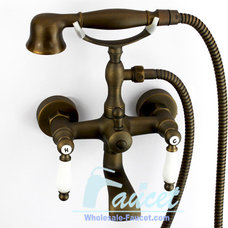 Traditional Bathroom Faucets by sinofaucet