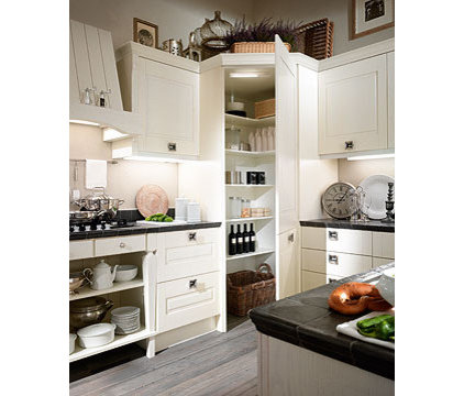 Eclectic Kitchen by European Spaces