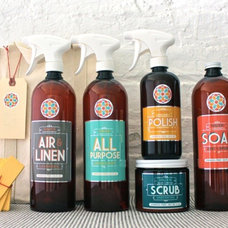 Cleaning Supplies by HAVEN Natural Home Care